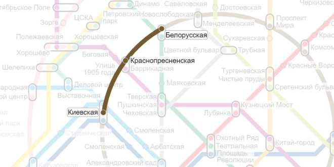 Киевская-Белорусская