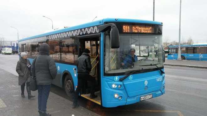 автобус 911