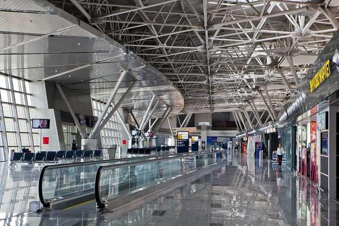 терминал Внуково