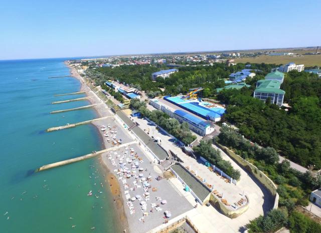 Песчаное и Николаевка