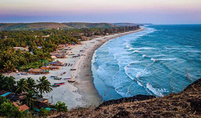 Индия: Гоа